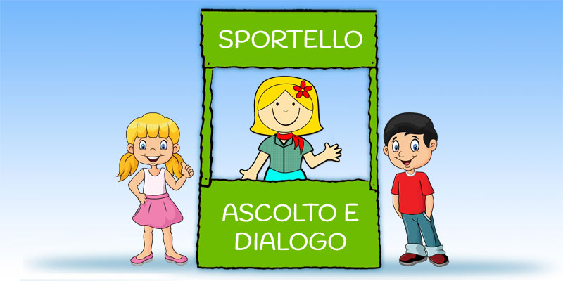 """Sportello D'Ascolto – I. I.S. """"E Barsanti""""- sede Michele Fiorillo"""